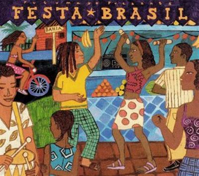 V.A - Putumayo Presents Festa Brazil (2000)