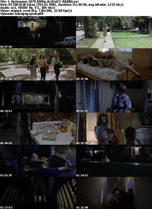 Halloween (1978) BRRip XviD AC3-RARBG