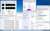 Microsoft Windows 7 x86/x64 SP1 XI-XIII Small 9�1 (RUS/2013)