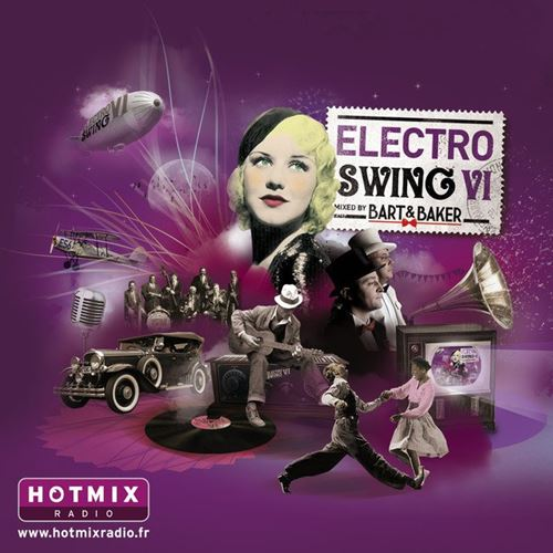 VA - Electro Swing VI by Bart & Baker (2013)