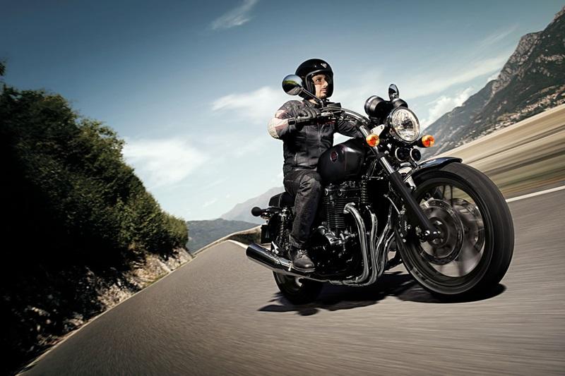 Мотоцикл Honda CB1100 2014: новая КПП + небольшие модернизации