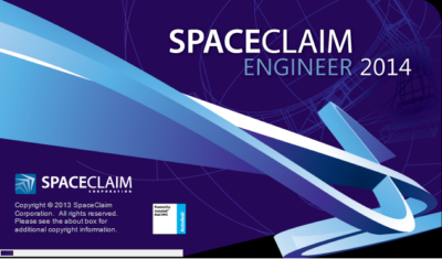 SpaceClaim 2014.0 [64bit] Incl Crack - [MUMBAI-TPB] :13*6*2014