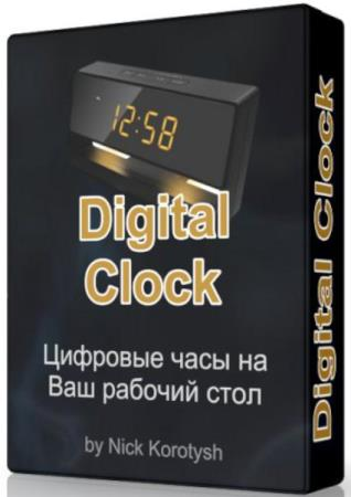 Digital Clock 4.5.7