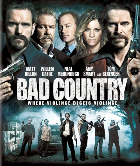 Bad Country 2014 BDRip x264 AC3 RoSubbed-playSD