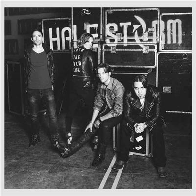 Halestorm - Into the Wild Life [DeluxeEdition] (2015) Lossless