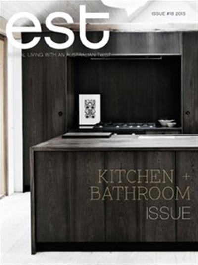 Est Magazine - Issue #18, 2015
