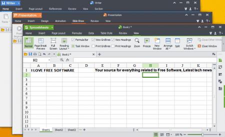WPS Office 2015 v9.1.0.4942 Final Portable