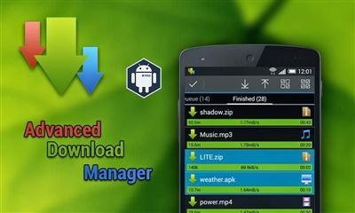 Advanced Download Manager Pro v5.0.9 For Android