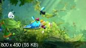 Rayman Legends (Ubisoft Entertainment) [Rus/Eng/Multi] от RELOADED