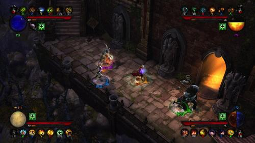 Diablo III (Xbox360/RUSSOUND)