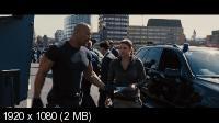 Форсаж 6/ Fast & Furious 6 (HDRip) 2013 (расширенная версия)