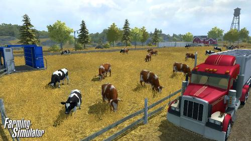 Farming Simulator (Xbox360/MULTI)
