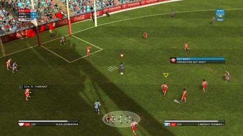 AFL Live 2 (Xbox360/ENG)