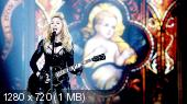 Madonna - MDNA Tour (Live from Miami) (2013) HDTVRip 720p