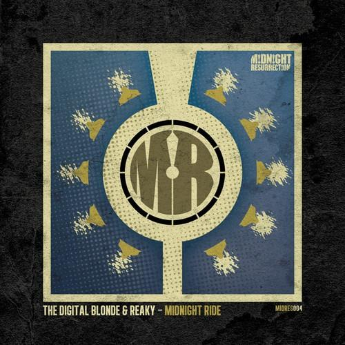 The Digital Blonde & Reaky - Midnight Ride (2013)
