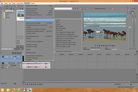 Sony Vegas Pro ( v.12 Build 714, Final, 2013, Ml / Rus )