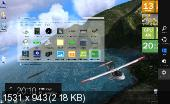 Windows 8 x86/x64 Enterprise UralSOFT Aero v.1.80 (2013/RUS)