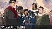 Аватар: Легенда о Корре / The Legend of Korra [2 сезон 1-14 серии из 14] (2013) WEB-DLRip   LE-Production