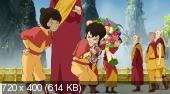 ������: ������� � ����� / The Legend of Korra [2 ����� 1-14 ����� �� 14] (2013) WEB-DLRip | LE-Production