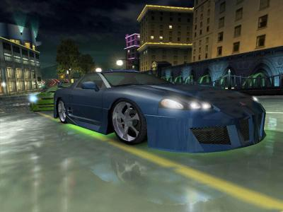Need for Speed: Underground 2  v1.2 (2004/PC/Rus)  RePack by R.G. ILITA