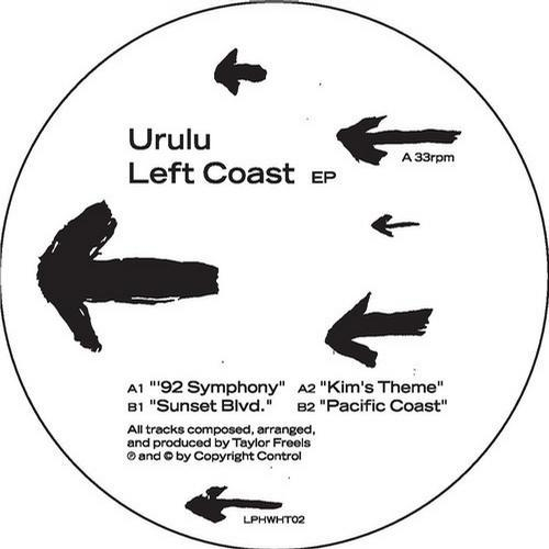 Urulu - Left Coast EP (2013)