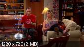 Теория Большого Взрыва / The Big Bang Theory [07х01-17] (2013) HDTVRip 720p | Кураж-Бамбей