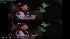 Волшебник страны Оз / The Wizard of Oz (1939) Вертикальная анаморфная