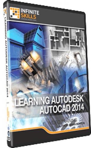Infiniteskills - Learning Autodesk AutoCAD 2014 Training Video