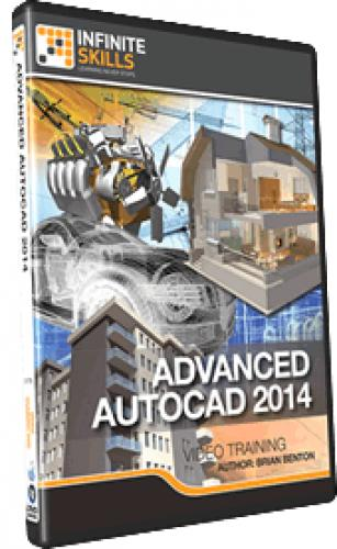 Infiniteskills - Advanced AutoCAD 2014 Training Video