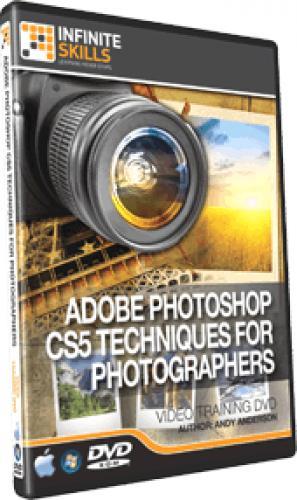 Infiniteskills - Photographers Photoshop CS5 Training Video