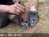 25 способов добыть огонь в экстремальных условиях (2013) DVDRip