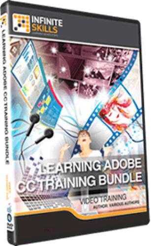 Infiniteskills - Adobe CC Training Video Bundle