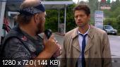 Сверхъестественное / Supernatural [09х01-02] (2013) WEBDL 720р | LostFilm