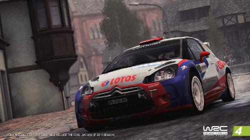 WRC 4: FIA World Rally Championship (Xbox360/MULTI)