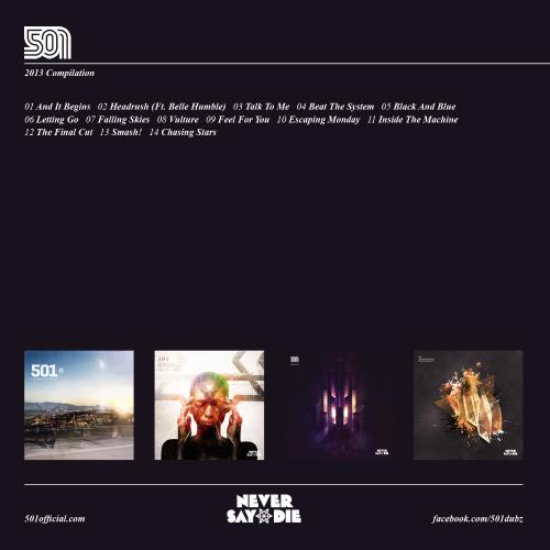 501 - 2013 Compilation (2013)