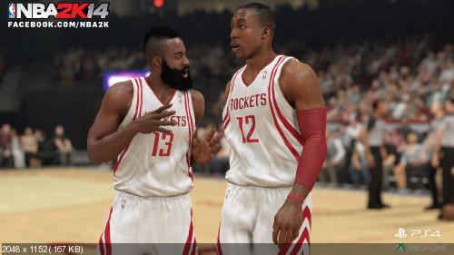 NBA 2K14 screenshots