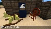 Скачать Мод DecoCraft для minecraft 1.6.4