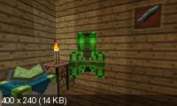 Cкачать Мод Haunted для minecraft 1.6.4