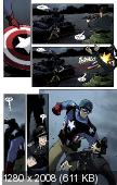 Captain America - Fighting Avenger