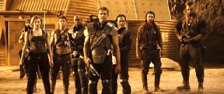 Риддик / Riddick / 2013 / ДБ (Line) / DVDRip