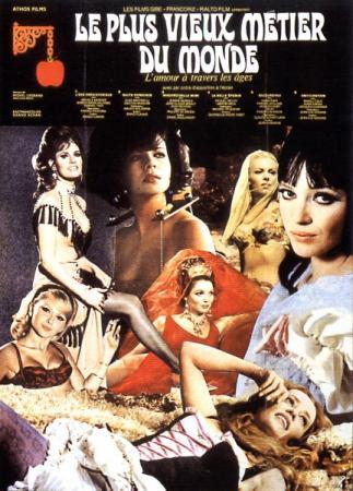 Древнейшая профессия в мире / Le Plus vieux metier du monde (1967) DVDRip