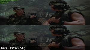 Хищник / Predator (1987) BDRip 1080p от Ash61 | 3D-Video | halfOU