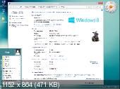 Windows 8.1 Core/Professional x86/x64 6.3 9600 MSDN v.0.5.3 Progmatron (RUS/2013)