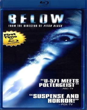 Глубина / Below (2002) BDRemux 1080p