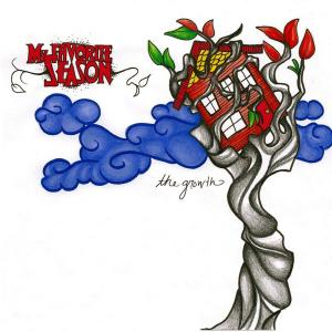 My Favorite Season - The Growth [EP] (2013)