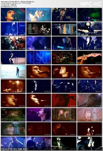 """Виктор Цой и группа """"КИНО"""" (Сборник Клипов) WEB-DLRip (720p)"""