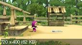 Маша и Медведь : Нынче все наоборот / 38 Серия (2013) WEBRip / WEBRip 720p/BDRip