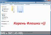 USB сборка ParAAvis Flash v5.1 (x86/x64/RUS/ENG/2014)