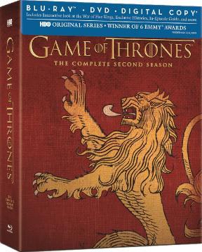 Игра Престолов / Game of Thrones [Cезон: 2] (2012) BDRip 720p