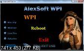 AlexSoft WPI USB v.1.1 (x86/x64/RUS/ENG/2014)